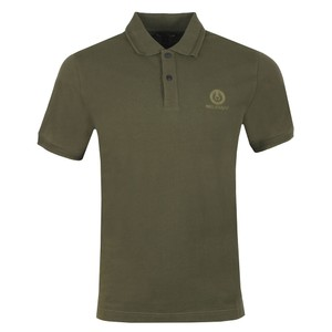 Chest Badge Polo Shirt