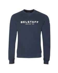 Belstaff Mens Blue 1924 Sweatshirt