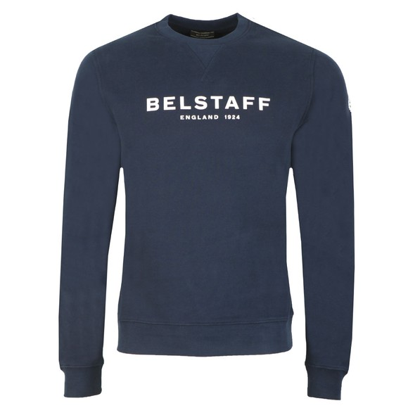 Belstaff Mens Blue 1924 Sweatshirt