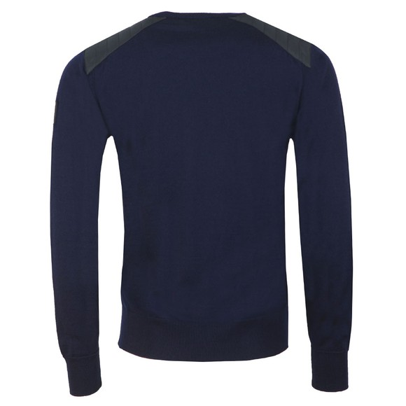 Belstaff Mens Blue Kerrigan Jumper main image