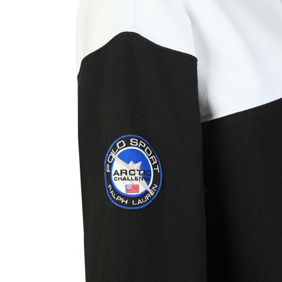 Polo Ralph Lauren Sport Womens Black Polo Sport Hoody main image
