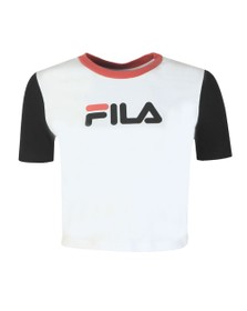 Fila Womens White Anna Fitted T Shirt