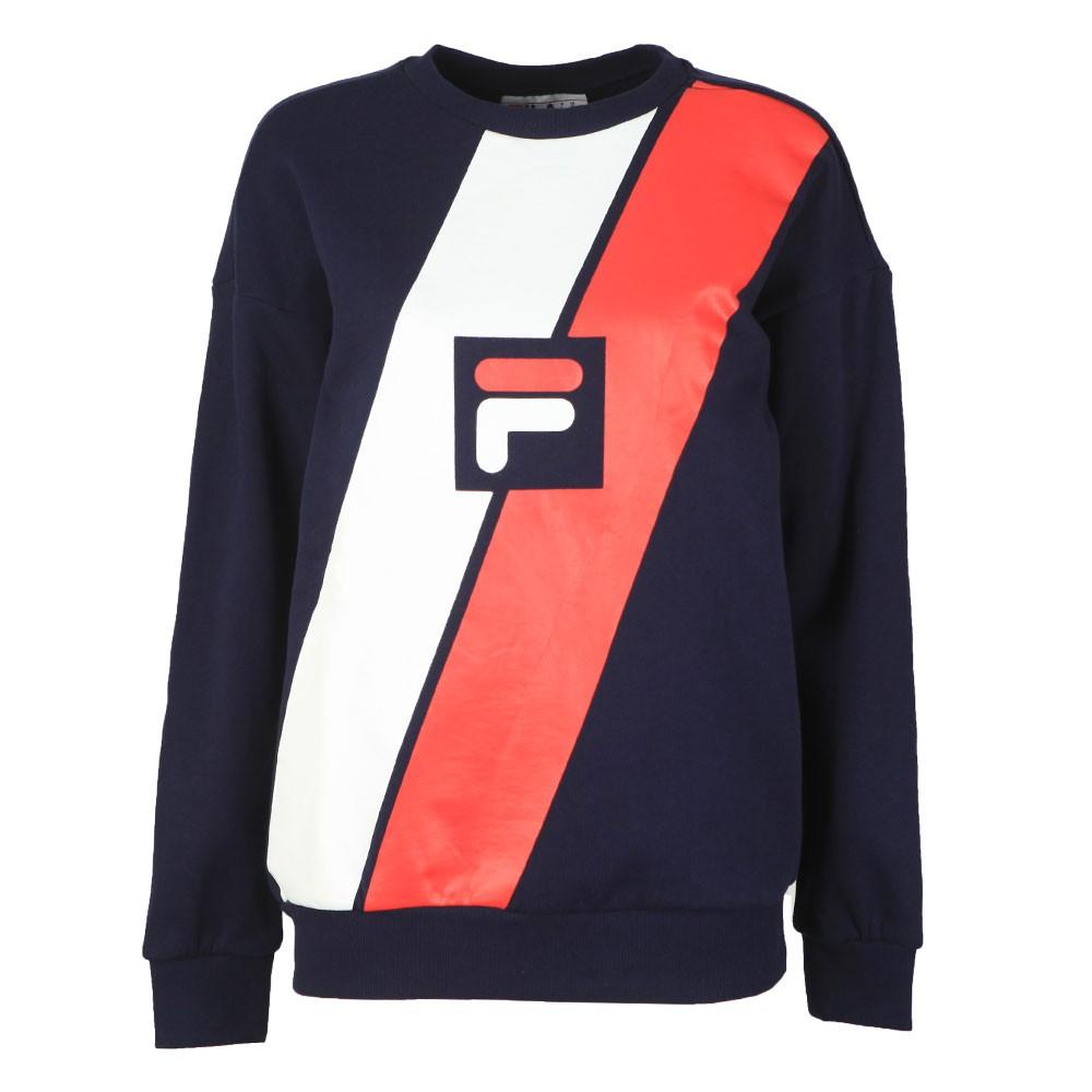 Agathe Logo Sweatshirt