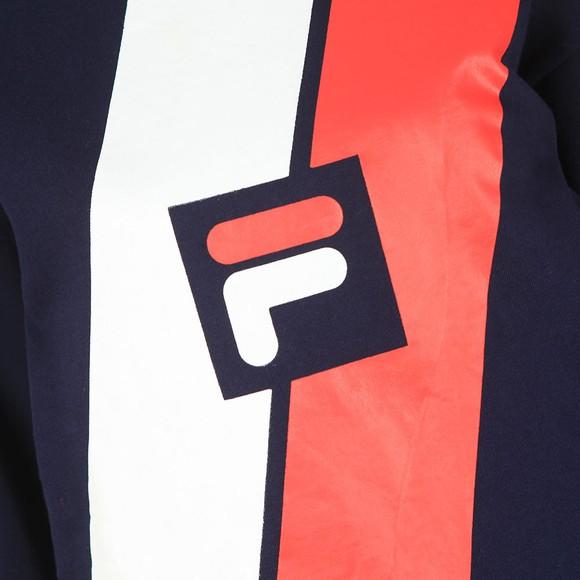 Fila Womens Blue Agathe Logo Sweat main image