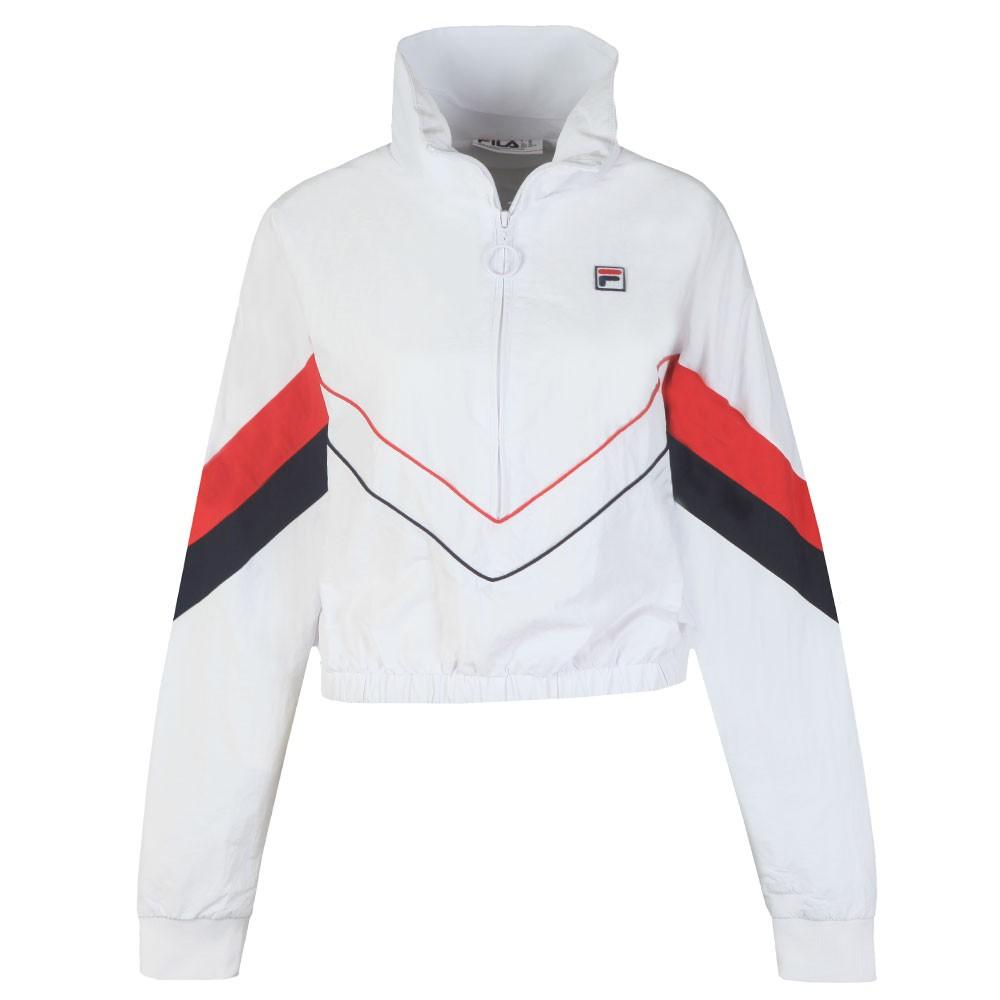 Chiaki Woven Track Jacket