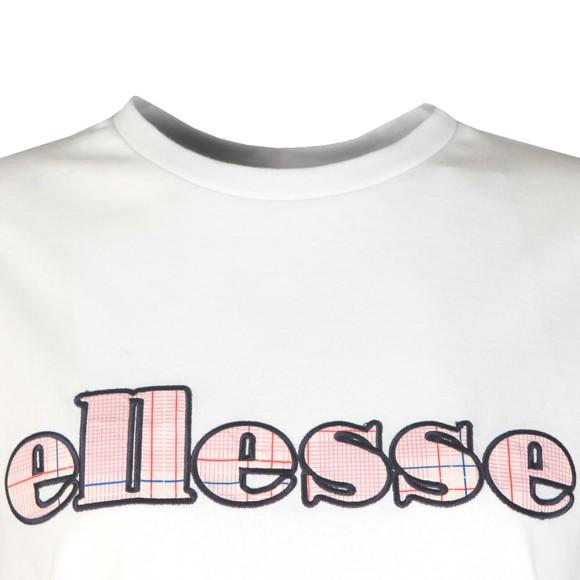Ellesse Womens White Prendere T Shirt main image