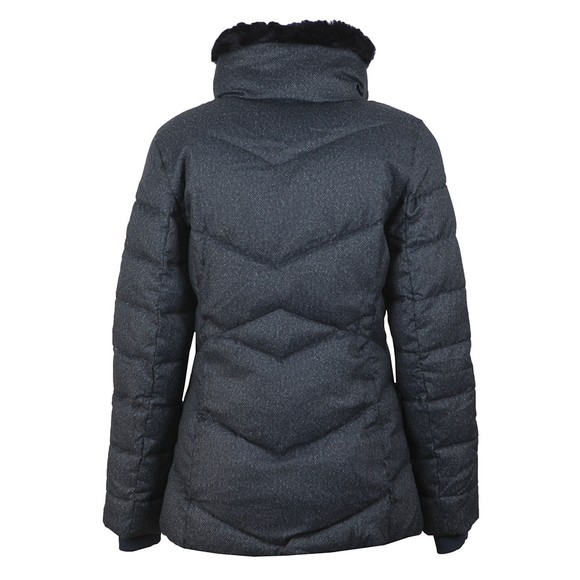 Barbour Lifestyle Womens Blue Scuttle Quilt main image