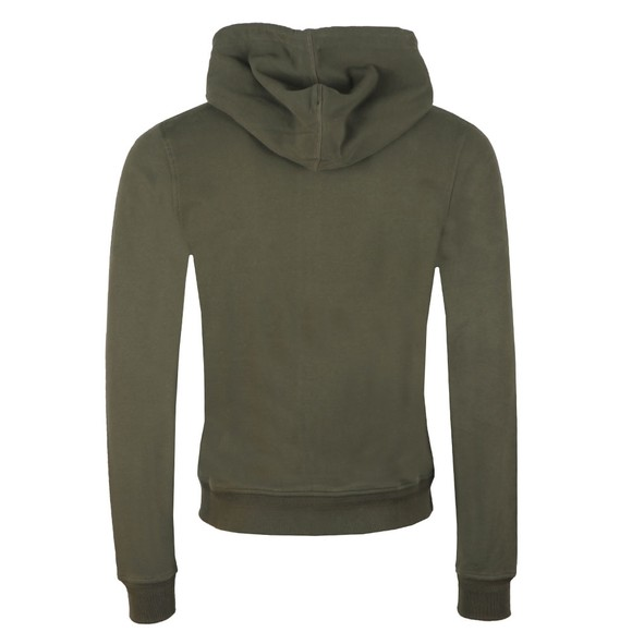 Belstaff Mens Green Full Zip Hoodie main image