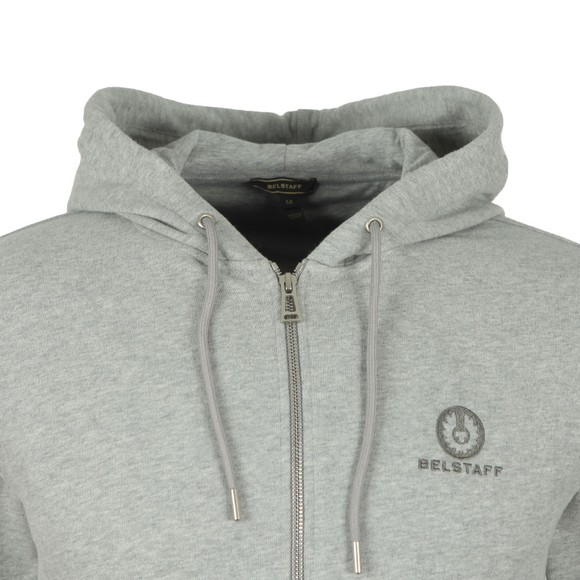 Belstaff Mens Grey Full Zip Hoody main image