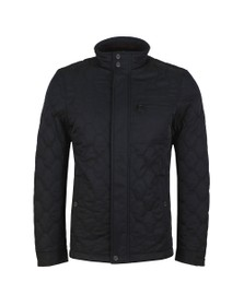 Ted Baker Mens Blue Waymoth Quilted Jacket