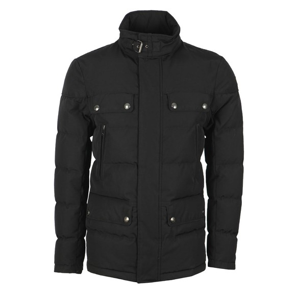 Belstaff Mens Black Mountain Jacket