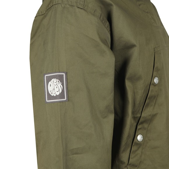 Pretty Green Mens Green Overhead Jacket main image
