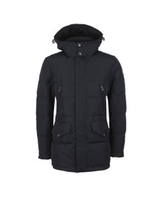 Belstaff Mens Blue Traverse Parka