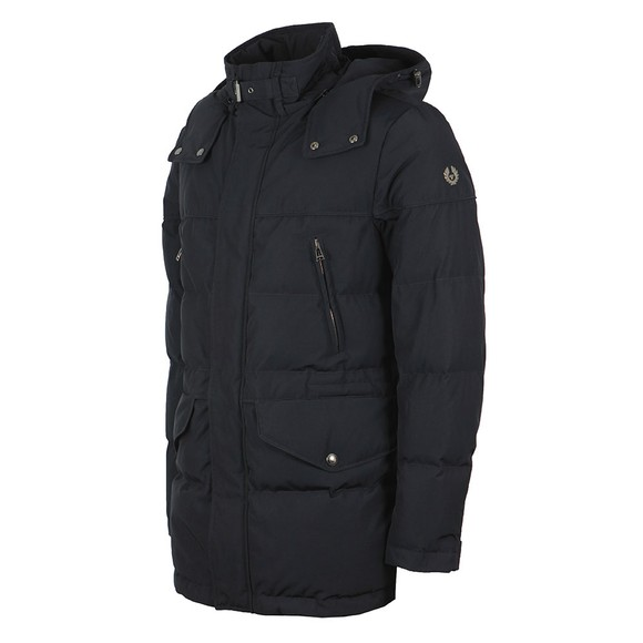 Belstaff Mens Blue Traverse Parka main image