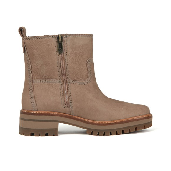 Timberland Womens Beige Courmayeur Valley Warm Lined Boot main image