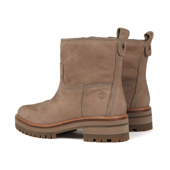 Timberland Womens Silver Courmayeur Valley Warm Lined Boot main image