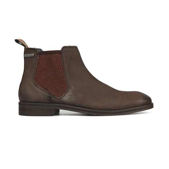 Superdry Mens Brown Meteora Chelsea Boot main image