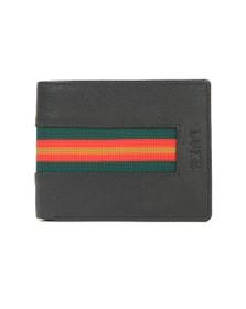 Luke Sport Mens Black Bromfield Wallet