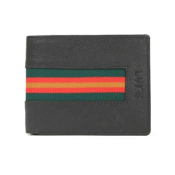 Luke Sport Mens Black Bromfield Wallet  main image