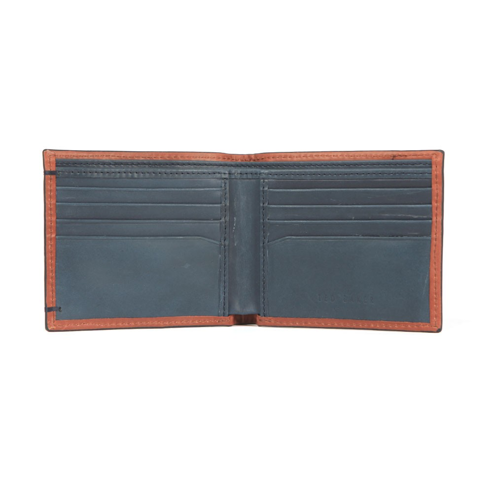 Waxed Suede Wallet main image