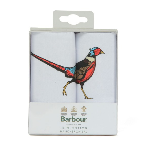 Barbour Lifestyle Mens Multicoloured Animal Hankies
