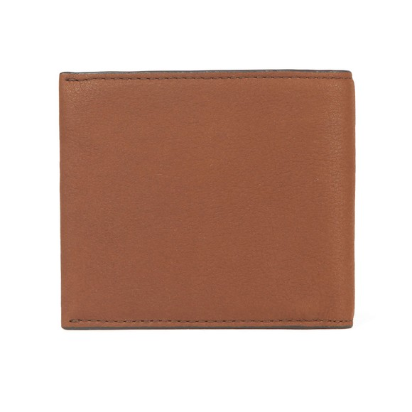 BOSS Bodywear Mens Brown Crosstown Card Wallet main image