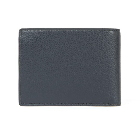 Emporio Armani Mens Blue Coin Holder Wallet  main image