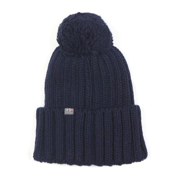 Napapijri Mens Blue Semiury 3 Hat main image