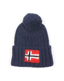 Napapijri Mens Blue Semiury 2 Hat