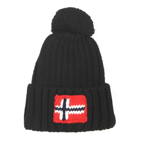 Napapijri Mens Black Semiury 3 Hat