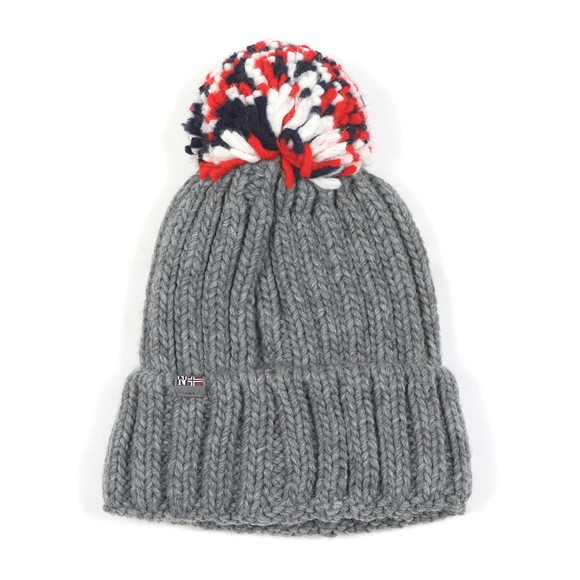 Napapijri Boys Grey K Semiury 3 Hat