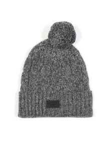 Superdry Mens Grey Jacob Beanie