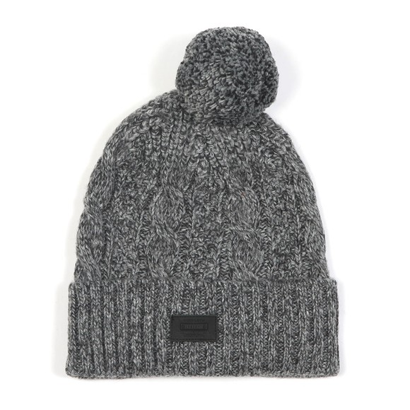 Superdry Mens Grey Jacob Beanie main image