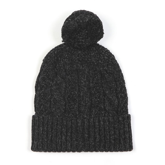 Superdry Mens Black Jacob Beanie main image