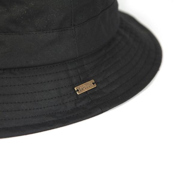 Barbour Lifestyle Womens Black Dovecote Hat main image