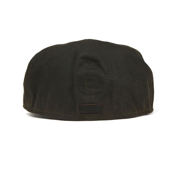 Barbour Lifestyle Mens Green Portland Bakerboy Cap main image