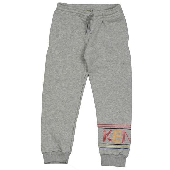 Kenzo Kids Girls Grey Sport Line Jogger