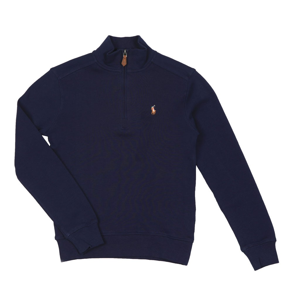 Boys Tech Half Zip Sweatshirt main image