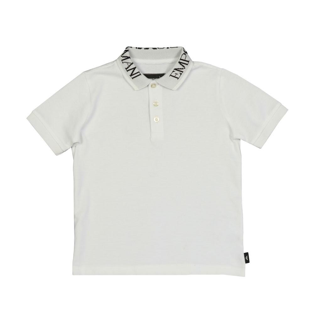 Logo Collar Polo Shirt main image