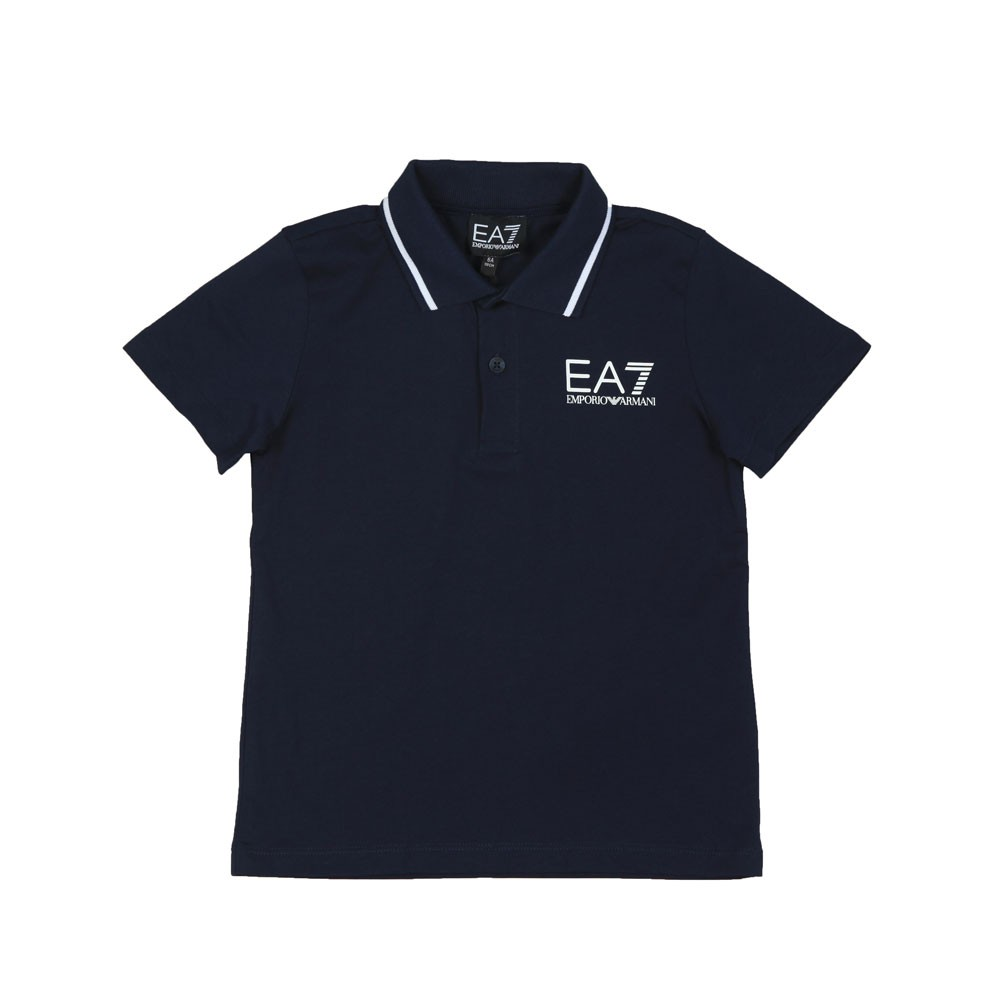 Boys Tipped Polo Shirt main image