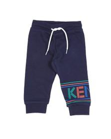 Kenzo Baby Boys Blue Sport Line Logo Jogger