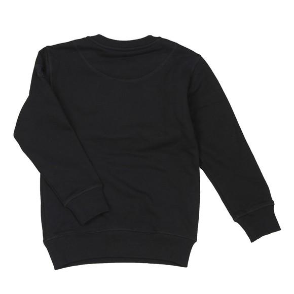 Moose Knuckles Boys Black Mascot Sweatshirt main image