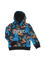 Dragon Printed Hoody