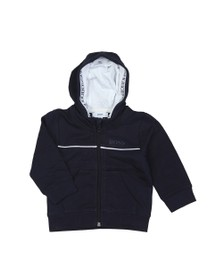 BOSS Baby Boys Blue Baby J05P04 Full Zip Hoody