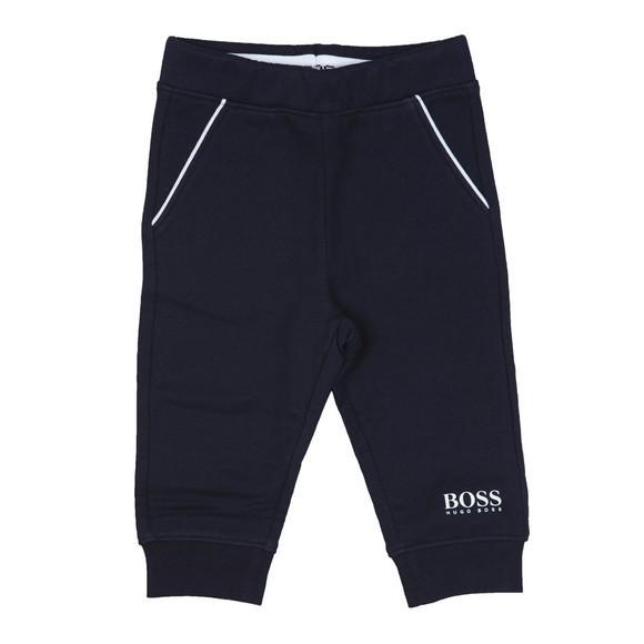 BOSS Baby Boys Blue JO4PO1 Jogger main image