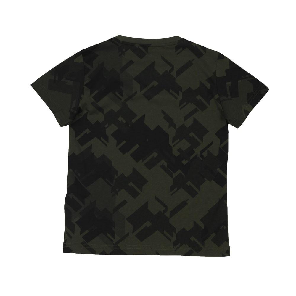 Camo Logo T Shirt main image