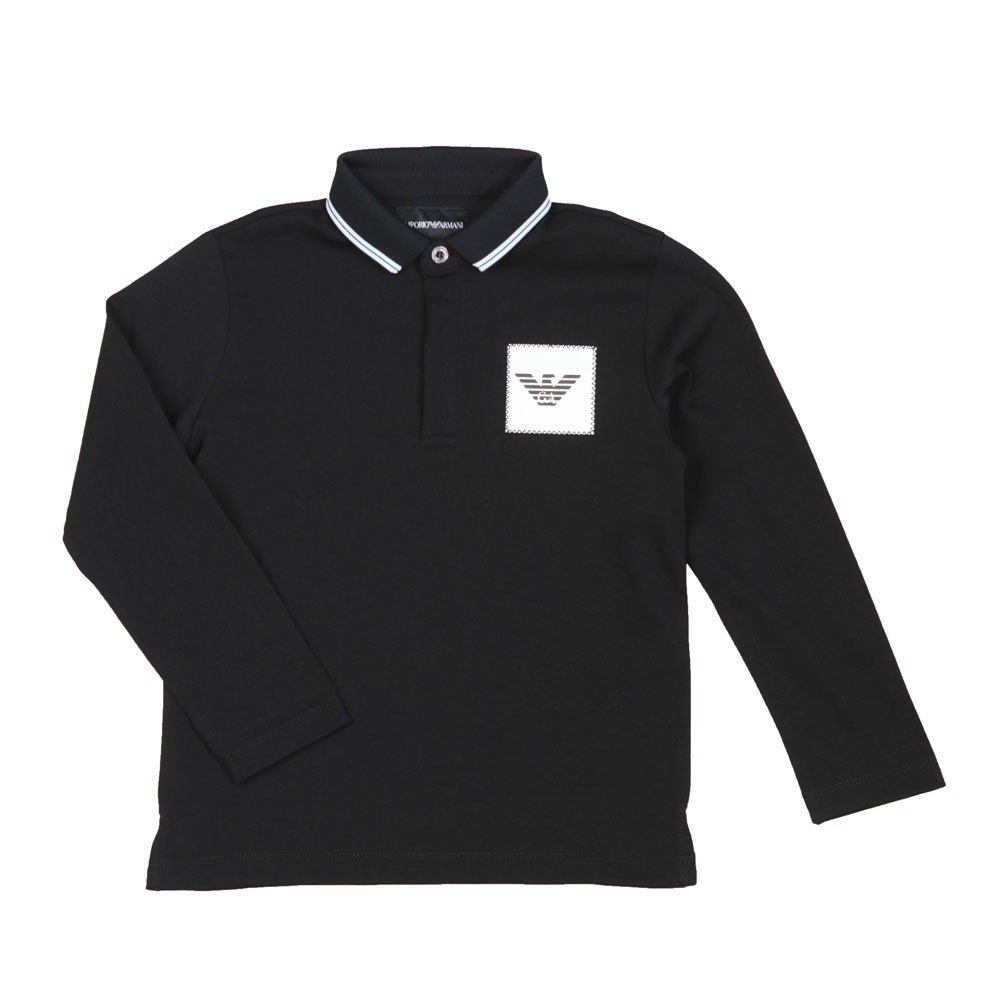 Square Logo Polo Shirt main image