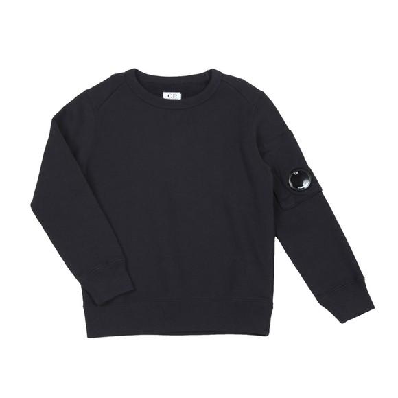 C.P. Company Undersixteen Boys Blue Viewfinder Sweatshirt