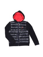 Girls Poly Hybrid Jacket
