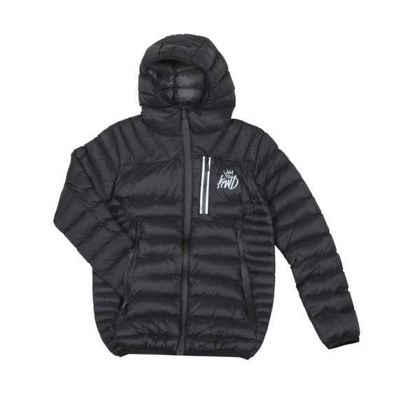Kings Will Dream Boys Black Korley Puffer Jacket